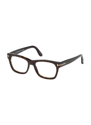 Tom Ford Full Rim Square Havana Frame for Men, FT-546805255, 55/18/145