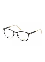 Tom Ford Full Rim Square Black Frame for Men, FT-548300152, 52/19/145