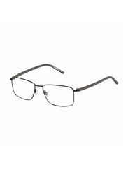 Rodenstock Full Rim Square Grey Frame for Men, RS-R2607-A140-5415, 54/15/140