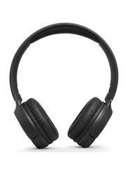 JBL Tune 500BT Wireless On-Ear Headphone, Black
