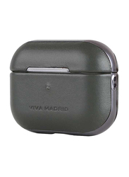 Viva Madrid Airex Allure Leather Case for Apple AirPods Pro, Green