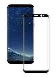 Porodo Samsung Galaxy S9 Plus 3D Full Covered Glass Screen Protector, Black