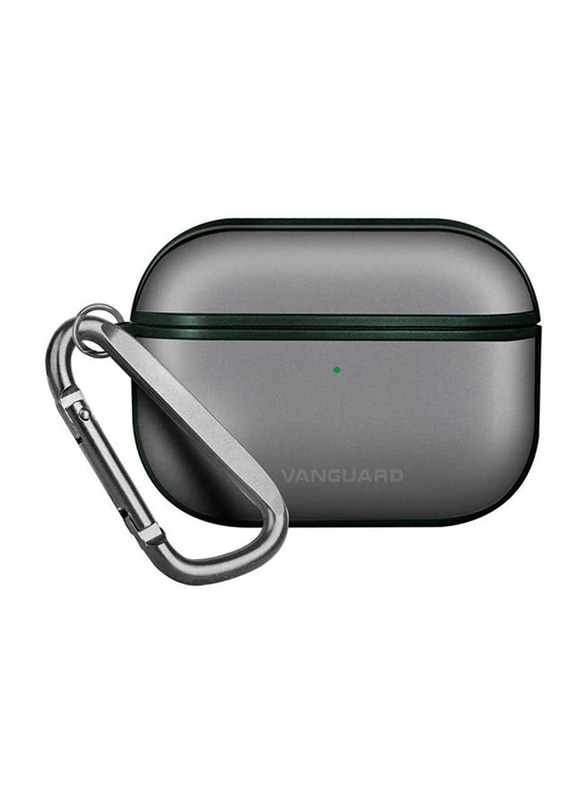 Viva Madrid Vanguard Frost Case for Airpods Pro, Black