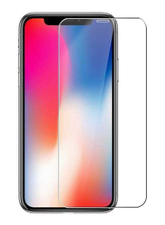 Porodo Apple iPhone X Tempered Glass Screen Protector, Clear