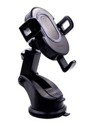 RAVPower Wireless Charger Car Holder Mount, Black