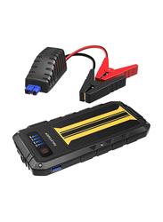 RAVPower 8000mAh Element Series Car Jump Starter, Black