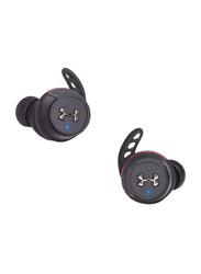JBL Under Armour Flash True Wireless In-Ear Headphones, Black