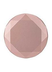 PopSockets Stand and Grip, Rose Gold Metallic Diamond