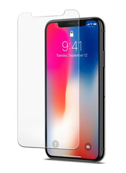 Anker Apple iPhone X Karapax Tempered Glass Mobile Phone Screen Protector, Clear