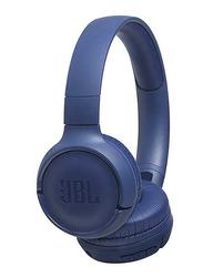 JBL Tune 500BT Wireless On-Ear Headphone, Blue