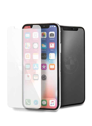 BMW Apple iPhone X/XS Tempered Glass Screen Protector, Clear