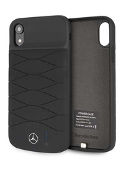 Mercedes-Benz Apple iPhone XR 4000mAh Full Cover Power Case, Black