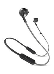 JBL Tune 205BT Wireless In-Ear Headphone, Black