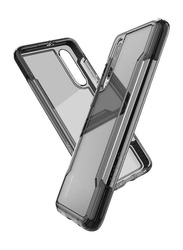 X-Doria Huawei P30 Defense Clear Mobile Phone Case Cover, Black