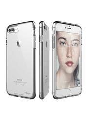 Elago Apple iPhone 8/7 Plus Cushion TPU Back Case, Crystal Clear