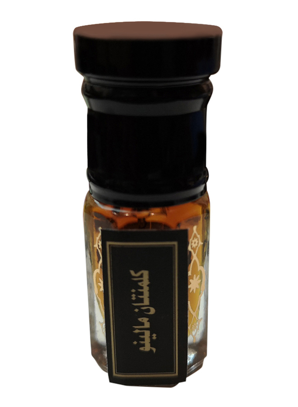Fares Al Teeb Kalamantan Gold Dihen Oud 3ml Perfume Oil Unisex
