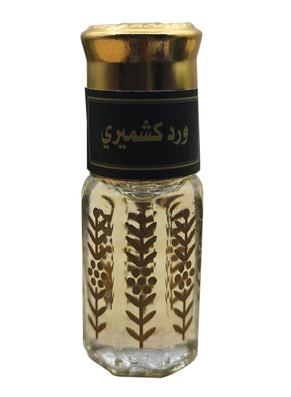 Fares Al Teeb Kashmiri Rose 3ml Perfume Oil Unisex