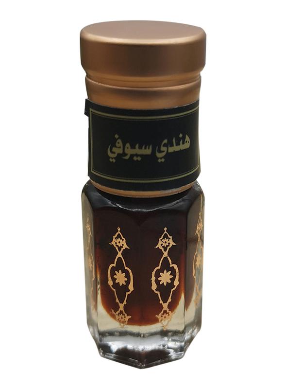 Fares Al Teeb Sioufi Dihen Oud 3ml Perfume Oil Unisex