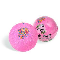 Suds Enjoy Pink Bath Bomb, 100 gm
