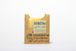 Suds Enjoy Clay Natural Soap, 100 gm