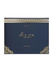 Newby Mabrook Classic Silken Pyramids Selection Gift Box, 20 Silken Pyramids, 50g