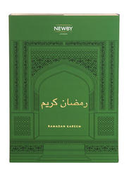 Newby 30 Days Ramadan Kareem Calendar Green Gift Box, 90 Tea Bags, 181g
