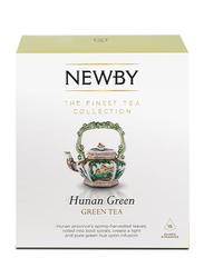 Newby Hunan Green Tea, 15 Silken Pyramids, 37.5g