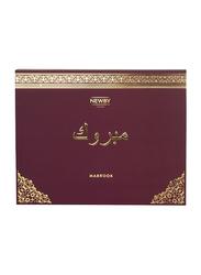 Newby Mabrook Silken Pyramids Selection Green Teas & Tisanes Gift Box, 20 Silken Pyramids, 57.5g