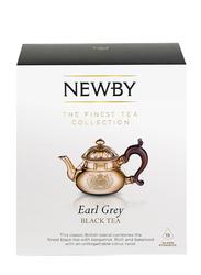 Newby Earl Grey Black Tea, 15 Silken Pyramids, 37.5g