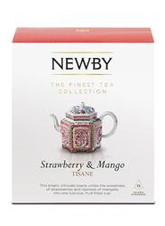 Newby Strawberry & Mango Tisane, 15 Silken Pyramids, 60g