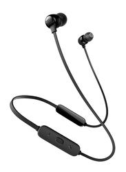 JBL Tune 115BT Wireless Neckband Headphones, Black