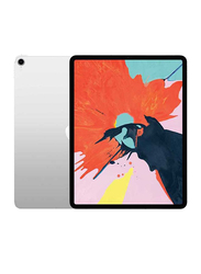Apple iPad Pro 2018 1st Generation 256GB Silver 11-inch Tablet, With FaceTime, 4GB RAM, WiFi Only