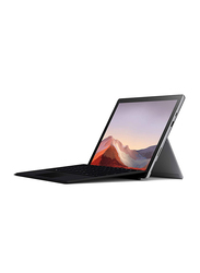Microsoft Surface Pro 7 2-in-1 Laptop, 12.3 inch Touch, Intel Quad Core i5-1035G4 10th Gen 1.1GHz, 128GB SSD, 8GB RAM, Intel Iris Plus Graphics, EN KB, Win 10 Pro, Platinum
