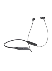 JBL Live 220BT Wireless Neckband Powerful Bass Headphones with 10 Hours Playtime, Black