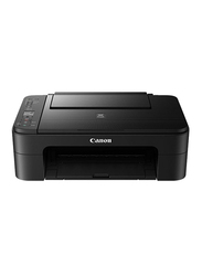 Canon Pixma TS3140 Multifunction Inkjet Printer, Black