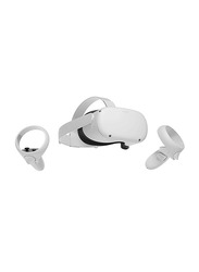 Oculus Quest 2  Advanced 256 GB All-In-One Virtual Reality Headset, White