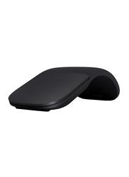 Microsoft Bluetooth Wireless Arc Mouse, ELG-00001, Black
