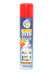 Big D Tough Action Oven & Grill Cleaner, 300ml