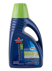 Bissell Wash & Protect Carpet Pet Stain & Odour Cleaning Formula, 709ml