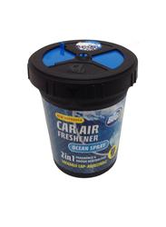 Big D Ocean Spray Car Air Freshener, 130g