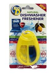 Big D Lemon Zest Dishwasher Freshener