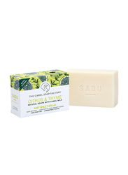 The Camel Soap Factory SADU Naturals Citrus & Thyme Antibacterial Soap Bar, 140gm