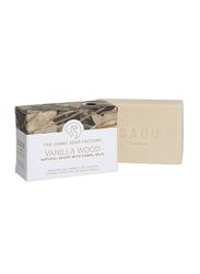 The Camel Soap Factory SADU Naturals Vanilla Wood Soap Bar, 140gm