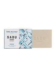 The Camel Soap Factory Sadu Collection Creek Triple-Milled Soap Bar, 130gm