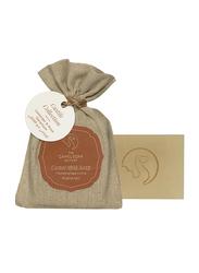 The Camel Soap Factory Castile Collection Lavender & Rose Geranium Handmade Soap Bar, 95gm