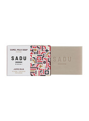 The Camel Soap Factory Sadu Collection Jumeirah Triple-Milled Soap Bar, 130gm