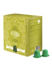 Teespresso Green Collection Te Verde Tea Capsules, Nespresso Compatible, 10 Capsules x 3gm