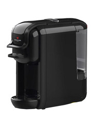 Mebashi Japan 3-in-1 Multi Capsule Coffee Machine with Capsules, ME-CEM302, Black