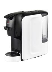Mebashi Japan 3-in-1 Multi Capsule Coffee Machine with Capsules, ME-CEM301, White