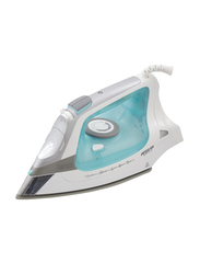 Arshia All-in-1 Steam Iron 2800W, SI064, Mint/White